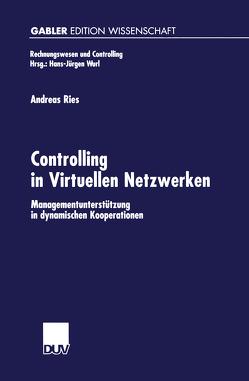 Controlling in Virtuellen Netzwerken von Ries,  Andreas