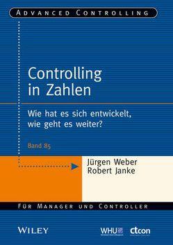 Controlling in Zahlen von Janke,  Robert, Weber,  Juergen