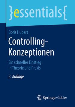 Controlling-Konzeptionen von Hubert,  Boris