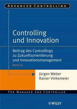 Controlling und Innovation von Vinkemeier,  Rainer, Weber,  Juergen