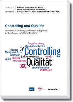 Controlling und Qualität von Ahlrichs,  Frank, Blachfellner,  Manfred, Sommerhoff,  Benedikt, Vieregge,  Rainer