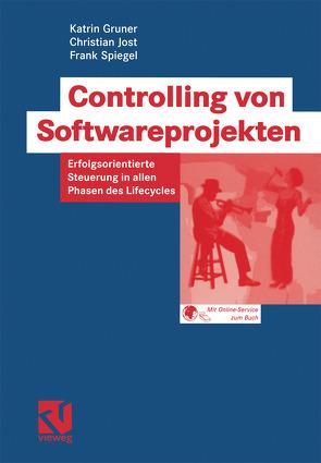 Controlling von Softwareprojekten von Dohmann,  Helmut, Fuchs,  Gerhard, Gruner,  Katrin, Jost,  Christian, Khakzar,  Karim, Spiegel,  Frank