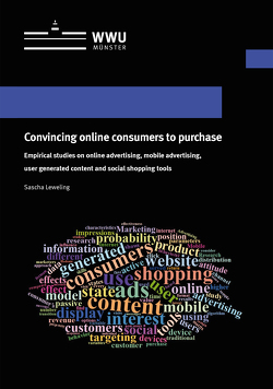 Convincing online consumers to purchase von Leweling,  Sascha