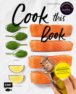 Cook this book von Hiekmann,  Stefanie