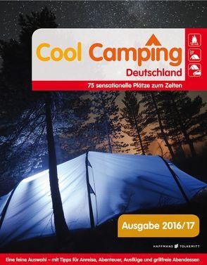 Cool Camping Deutschland von Staschen,  Björn