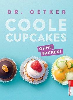 Coole Cupcakes von Dr. Oetker