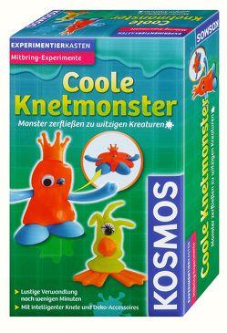 Coole Knetmonster