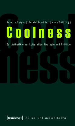 Coolness von Geiger,  Annette, Schröder,  Gerald, Söll,  Änne