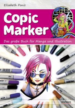 Copic Marker von Poniz,  Elisabeth