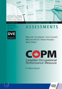 COPM 5th Edition von Baptiste,  Sue, Carswell,  Anne, Dehnhardt,  Barbara, George,  Sabine, Harth,  Angela, Law,  Mary