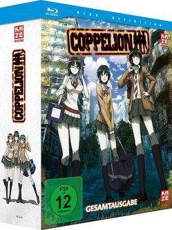 Coppelion – Gesamtausgabe – Blu-ray Box (4 Blu-rays) von Suzuki,  Shingo