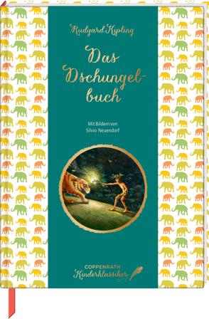 Coppenrath Kinderklassiker: Das Dschungelbuch von Hoffmann,  Katrin, Jung,  Christiane, Kipling,  Rudyard, Neuendorf,  Silvio