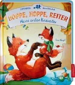 Coppenraths kleine Bibliothek: Hoppe, hoppe, Reiter von Nagel,  Tina