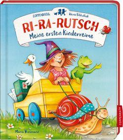 Coppenraths kleine Bibliothek: Ri-ra-rutsch von Wissmann,  Maria