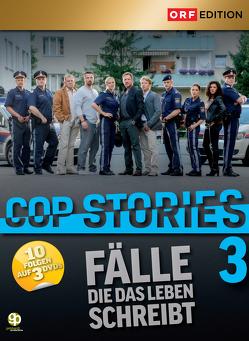 Copstories 3 von Lasnig,  Guntmar, Lomot,  Karin, Majzen,  Mike
