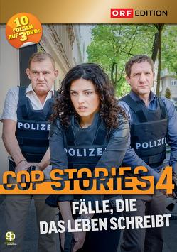 CopStories 4 von Lasnig,  Guntmar, Lomot,  Karin, Majzen,  Mike