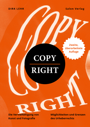 Copy Right von Lehr,  Dirk