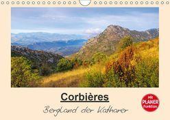 Corbieres – Bergland der Katharer (Wandkalender 2019 DIN A4 quer) von LianeM