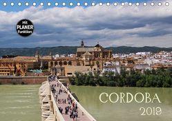 Cordoba (Tischkalender 2019 DIN A5 quer) von Ganz,  Andrea