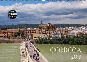 Cordoba (Wandkalender 2018 DIN A2 quer) von Ganz,  Andrea