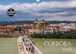 Cordoba (Wandkalender 2019 DIN A3 quer) von Ganz,  Andrea