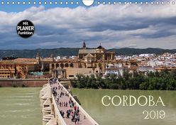 Cordoba (Wandkalender 2019 DIN A4 quer) von Ganz,  Andrea