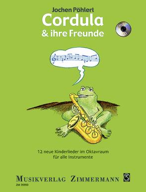 Cordula und ihre Freunde von Pöhlert,  Jochen