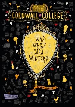 Cornwall College 3: Was weiß Cara Winter? von Harper,  Annika