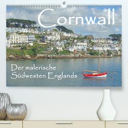 Cornwall. Der malerische Südwesten Englands (Premium, hochwertiger DIN A2 Wandkalender 2020, Kunstdruck in Hochglanz) von Berger,  Anita