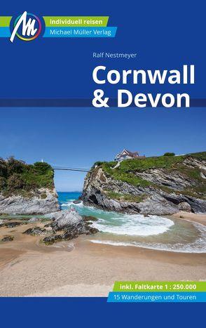 Cornwall & Devon Reiseführer Michael Müller Verlag von Nestmeyer,  Ralf