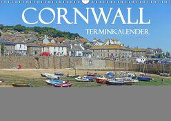 Cornwall. Terminkalender (Wandkalender 2019 DIN A3 quer) von Berger,  Anita