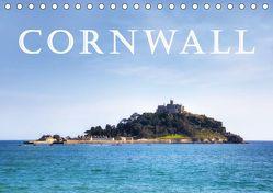 Cornwall (Tischkalender 2019 DIN A5 quer) von Kruse,  Joana
