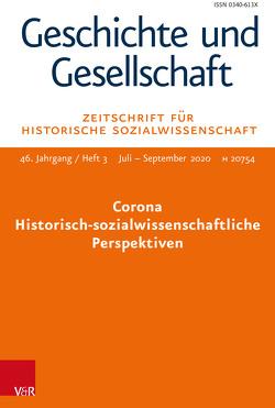 Corona – Historisch-sozialwissenschaftliche Perspektiven von Frevert,  Ute, Nolte,  Paul, Reichardt,  Sven