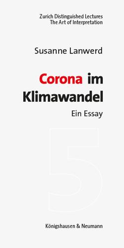 Corona im Klimawandel von Lanwerd,  Susanne
