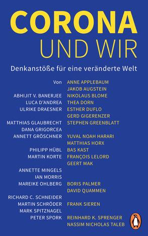 Corona und wir von Penguin Verlag