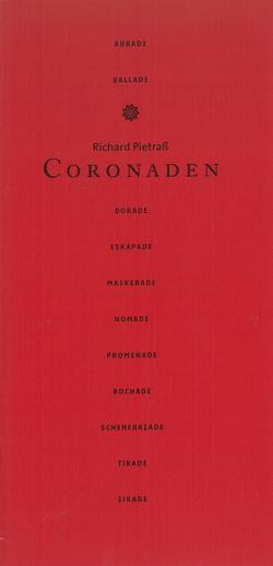 Coronaden von Pietraß,  Richard