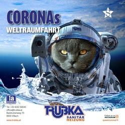 CORONAs Weltraumfahrt von Platzer,  Lilli