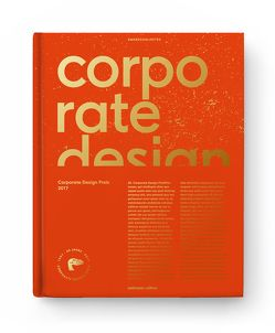Corporate Design Preis 2017 von Leifer,  Tom, Odo-Ekke,  Bingel
