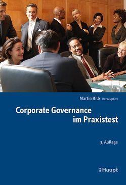 Corporate Governance im Praxistest von Hilb,  Martin