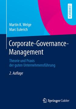 Corporate-Governance-Management von Eulerich,  Marc, Welge,  Martin K.