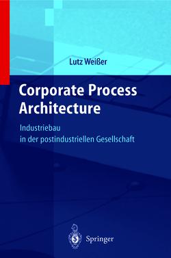 Corporate Process Architecture von Facility Management Institut FMI, Weißer,  Lutz