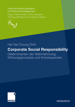 Corporate Social Responsibility von Duong Dinh,  Hai Van