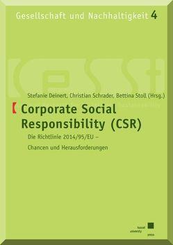 Corporate Social Responsibility (CSR) von Deinert,  Stefanie, Schrader,  Christian, Stoll,  Bettina