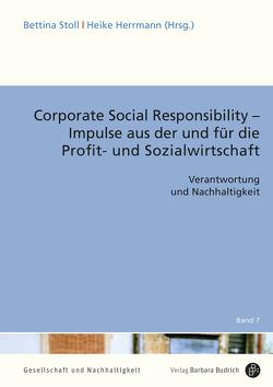 Corporate Social Responsibility – Impulse aus der und für die Profit- und Sozialwirtschaft von Herrmann,  Heike, Stoll,  Bettina