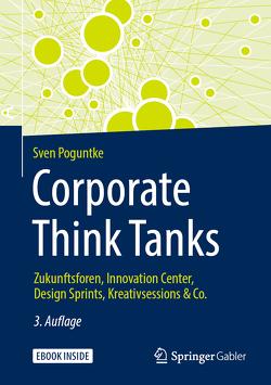 Corporate Think Tanks von Poguntke,  Sven