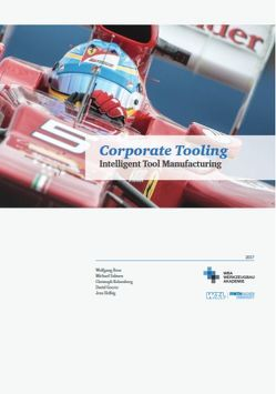 Corporate Tooling von Dr. Salmen,  Michael, Goertz,  David, Helbig,  Jens, Kelzenberg,  Christoph, Prof. Dr. Boos,  Wolfgang