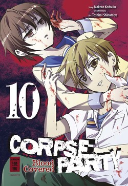Corpse Party – Blood Covered 10 von Caspary,  Constantin, Kedouin,  Makoto, Shinomiya,  Toshimi