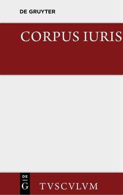 Corpus iuris von Düll,  Rudolf