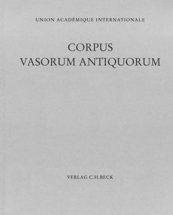 Corpus Vasorum Antiquorum Deutschland / Corpus Vasorum Antiquorum Deutschland Bd. 102: Berlin Band 17 von Zimmermann-Elseify,  Nina