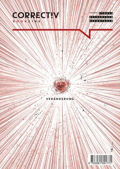 CORRECT!V-Bookzine von Grill,  Markus, Hauptmeier,  Ariel, Schlange,  Bastian, Schraven,  David